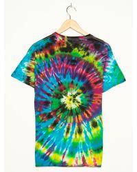 Hanes Tie Dye Shirt - Grün
