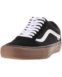 Vans Sneaker 'Old Skool Pro' - Schwarz