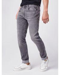Replay Jeans 'ANBASS' - Grau