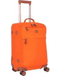 Bric's Kabinentrolley 'X-Travel' - Orange