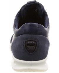 Ecco Schuhe - Blau