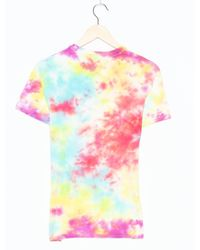Hanes Tie Dye Shirt - Pink