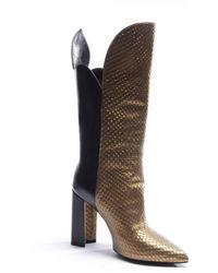 Louis Vuitton Stiefel - Mehrfarbig
