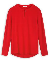 Sandwich Shirt - Rot