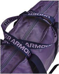 Under Armour Sporttasche - Lila