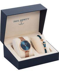 PAUL HEWITT Set - Blau