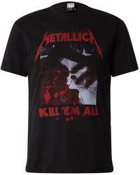 Amplified Shirt 'METALLICA KILL EM ALL ' - Schwarz