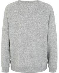 Levi's Sweatshirt 'RELAXED GRAPHIC' - Grau