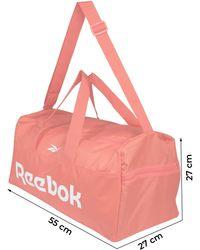 Reebok Sporttasche - Rot