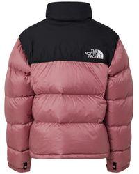 The North Face Nuptse 1996 Jacke Damen - Mehrfarbig