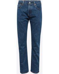 Levi's Jeans '501 ORIGINAL FIT' - Blau