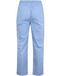 Polo Ralph Lauren Pyjamahose - Blau