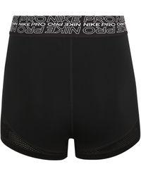 Nike Sporthose 'Nike Pro' - Schwarz