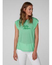 Helly Hansen - T-Shirt 'W Siren Spring' - Lyst