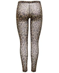 ONLY Leggings - Schwarz