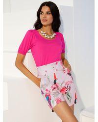 heine Shorts - Pink