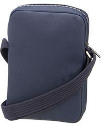 Lacoste Tasche - Blau