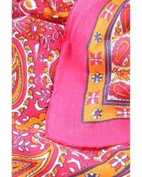 S.oliver Sommerschal - Pink