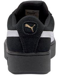 PUMA Sneaker 'Vikky Stacked SD' - Schwarz