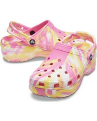 Crocs™ Clogs 'Marbled' - Pink