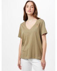 Edc By Esprit Shirt - Natur