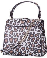Guess - Handtasche ' Nerea Top Handle Flap ' - Lyst