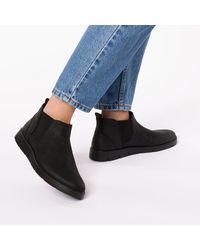 Ecco Chelsea Boots 'Bella' - Schwarz
