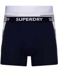 Superdry Boxershorts - Mehrfarbig