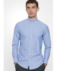 Seidensticker Hemd 'New BD' - Blau