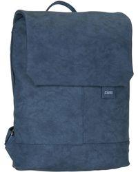 Zwei Rucksack / daypack ' mademoiselle mr150 ' - Blau