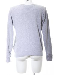 H&M Sweat - Blau