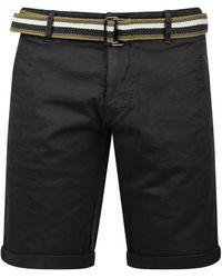 Blend Shorts 'Bruno' - Schwarz