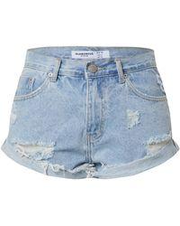 Glamorous Shorts 'KA2975' - Blau