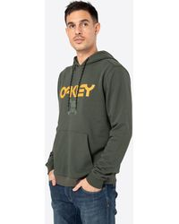 Oakley - Sportsweatshirt 'SKULL' - Lyst