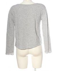Promod Strickshirt - Grau
