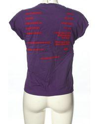 Sandro T-Shirt - Lila