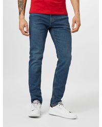 Levi's Jeans '512TM SLIM TAPER LO BALL' - Blau