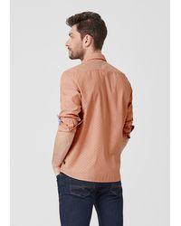 S.oliver Hemd - Mehrfarbig