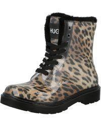 HUGO - Stiefel 'Gamma' - Lyst