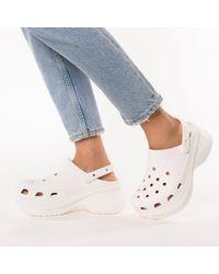 Crocs™ Clogs 'Classic Bae' - Weiß