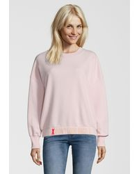 PAUL X CLAIRE - Sweatshirt 'DON'T LOOK BACK' - Lyst