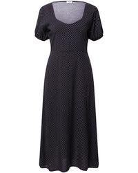 Cotton On Kleid 'AMBER' - Schwarz