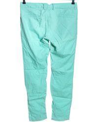 Adidas Neo Five-Pocket-Hose - Blau