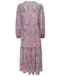ONLY Kleid - Lila