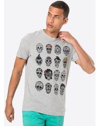 Brave Soul T-Shirt - Mehrfarbig