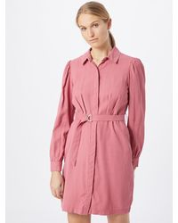 ONLY Kleid 'SHORT DRESS PNT' - Pink