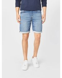 Only & Sons Jeansshorts 'Ply' - Blau