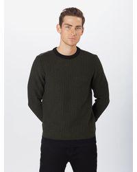 SELECTED Pullover 'Haiden' - Schwarz