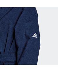 adidas Originals Sportbademantel - Blau