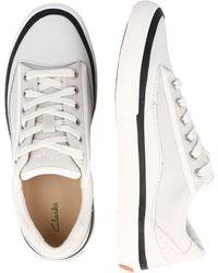 Clarks Sneaker 'Aceley Lace' - Weiß